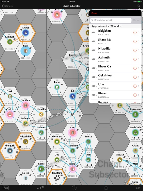 sector scifi rpg map tool app price drops rh appsliced co