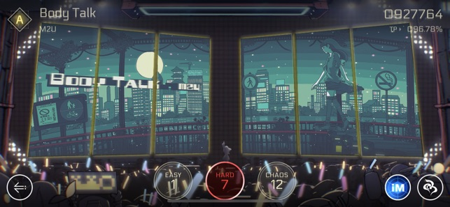 Cytus II Screenshot