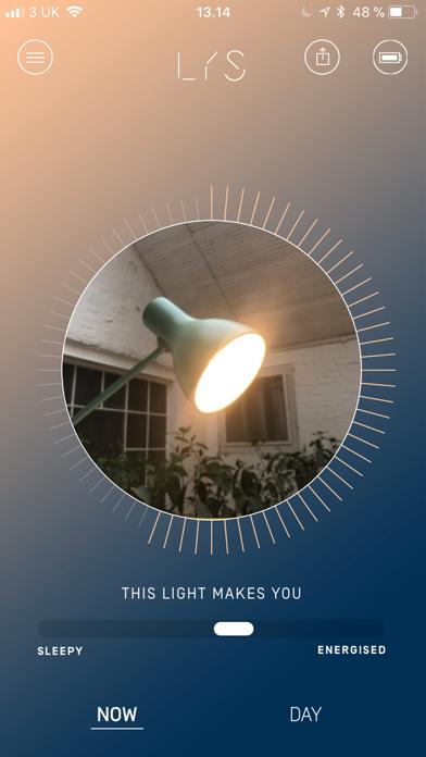 LYS: Light | Sleep | Wellbeing screenshot one