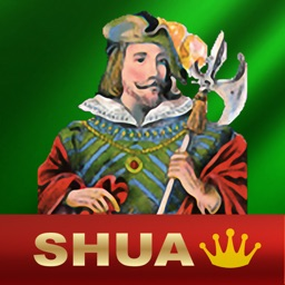 Jeu de Belote SHUA for iPad