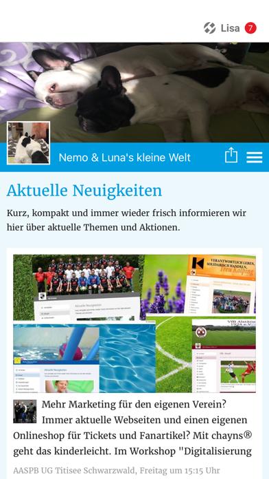 Nemo & Luna's kleine Welt screenshot 1