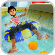 Water Park Uphill Sim: Funny G