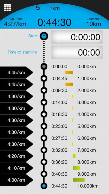 Planit for runner screenshot-4