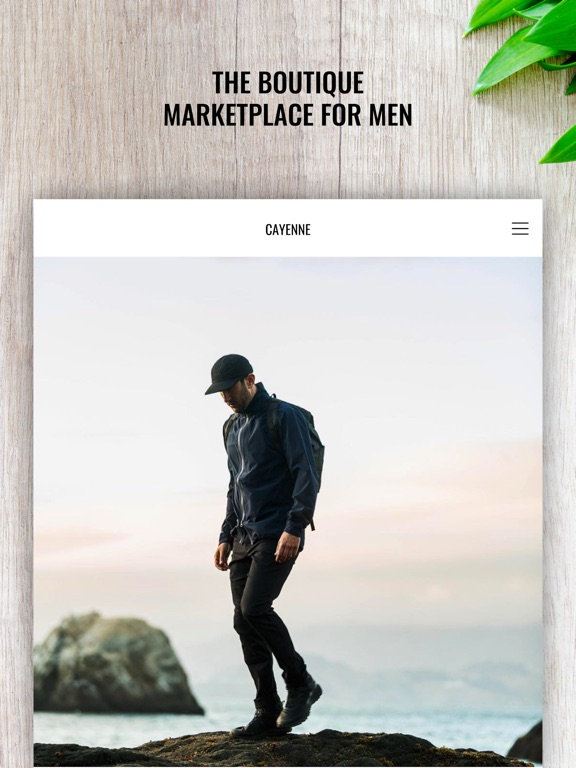 Cayenne Clothing Men S Style App Price Drops