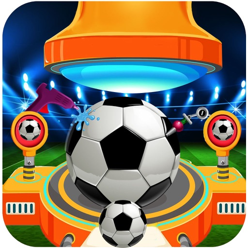 Soccer Factory Game