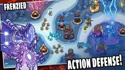 Kingdom Defense: Hero Legend Screenshot on iOS