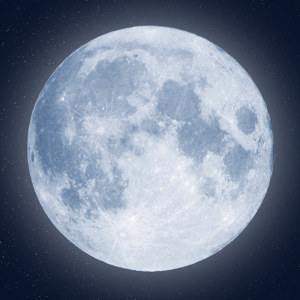 The Moon: Calendar Moon Phases Weather app
