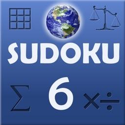 Sudoku6 (No Ads)
