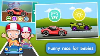 ベビー人種 - あなたの車を構築し、レースを作るのおすすめ画像1
