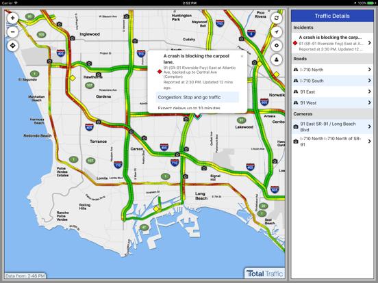 Total Traffic screenshot 6