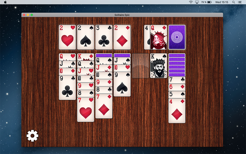 Solitaire Epic Screenshot - 3