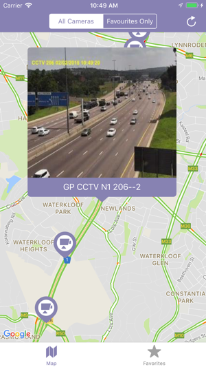 Live Traffic Cameras ZA on the App Store