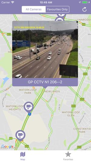 Live Traffic Cameras ZA on the App Store