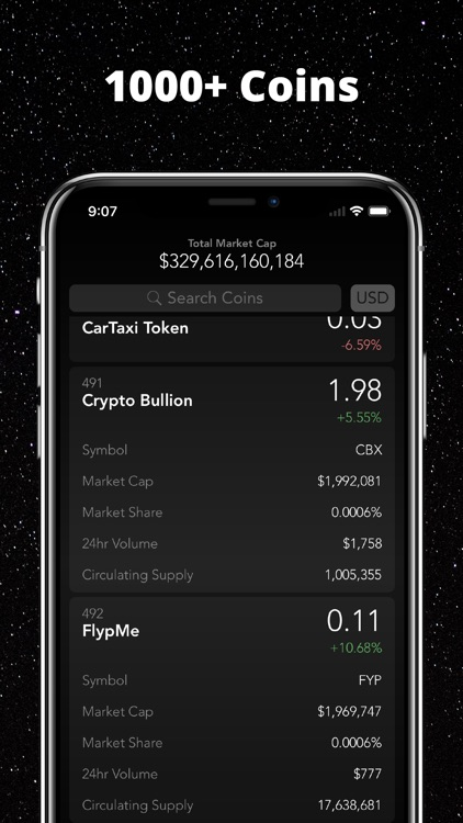 Crypto Tracker Elite screenshot-0