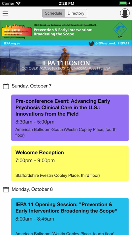 Iepa 11 By Iepa Early Intervention In Mental Health