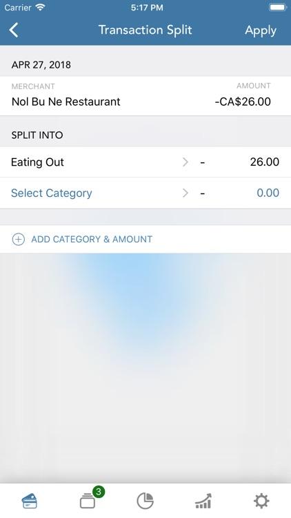 PocketLion PocketSmith Budget screenshot-4