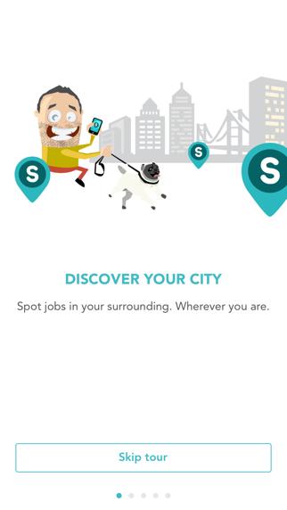 Screenshot #1 pour Streetspotr