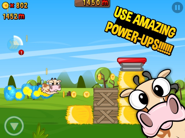 Run Cow Run Screenshot