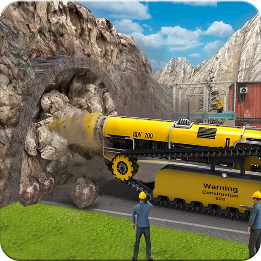 Offroad Tunnel Construction