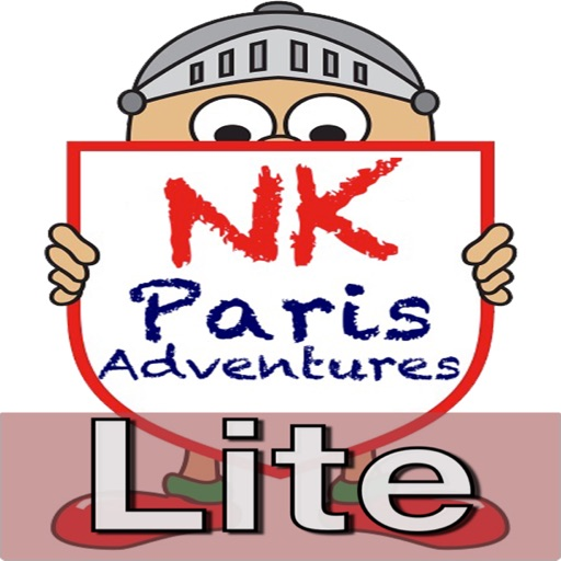 NK Paris Adventures for iPhone