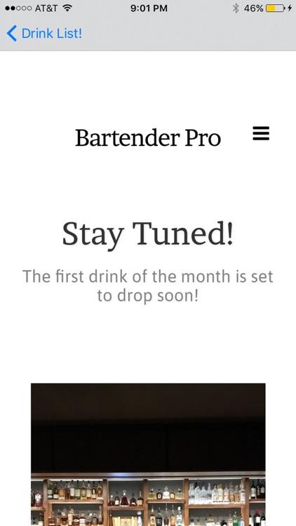 Bartender Pros