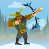 スティックマンバイキングアーチェリーマスター