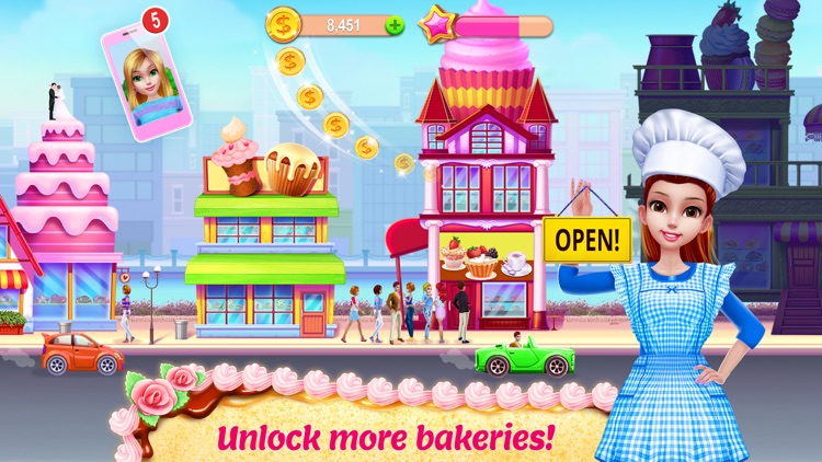 My Bakery Empire screenshot-4