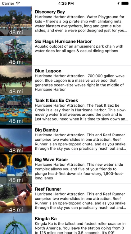 VR Guide: Six Flags, Great Adv screenshot-0