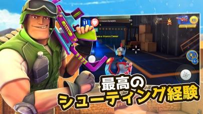 サバイバルヒーロー: オンラインシューティングFPS 3Dスクリーンショット4