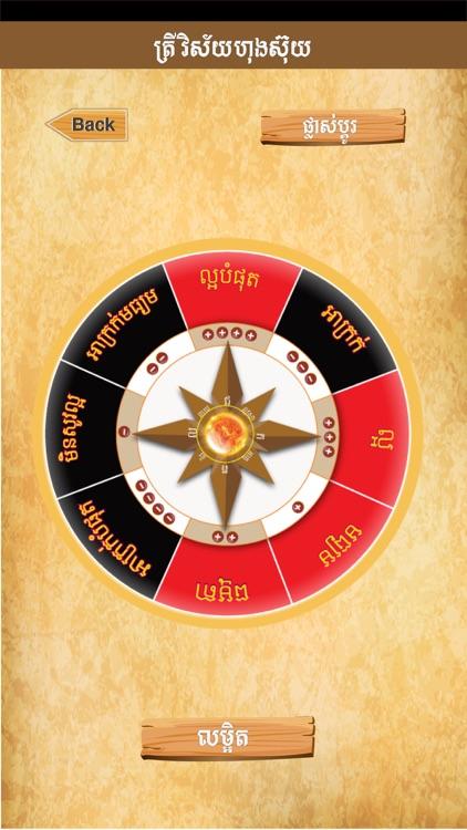 Khmer Daily Horoscope By Chamroeun Ou