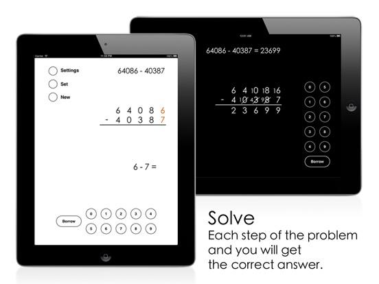 Equal Addition Subtraction Screenshots