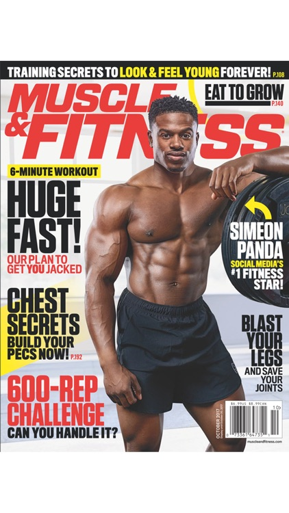 Muscle & Fitness screenshot-2
