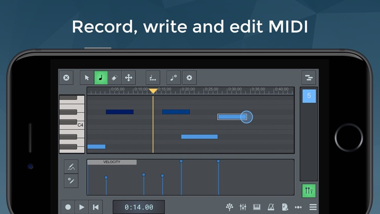 n-Track 8 Pro Music Recorder Studio screenshot-3