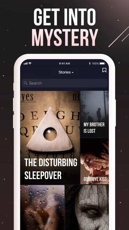 Thrill: Chat Stories screenshot-0