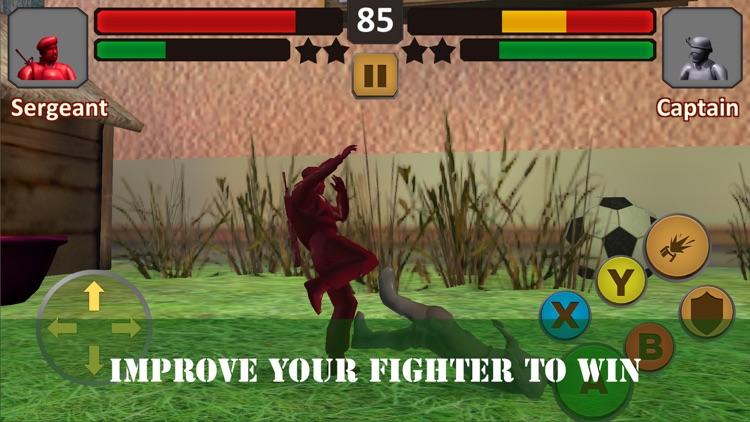 Toy Army Fighting Combat screenshot-3