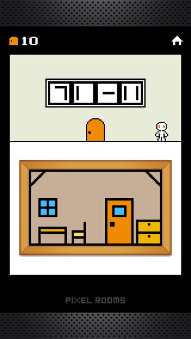 脱出ゲーム ピクセルルーム ScreenShot1