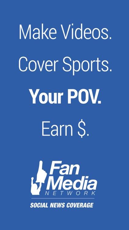 Fan Media - Sports Fan Videos+Social News Coverage