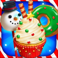 Codes for Christmas Dessert Santa Bake Shop Candy Maker Cook Hack