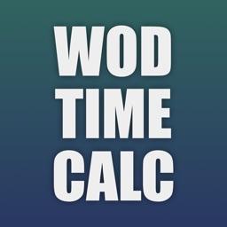 WOD Time Calculator