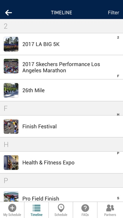 Los Angeles Marathon screenshot-3