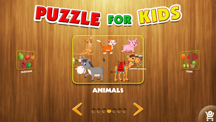 Puzzle 4 Kids screenshot-0