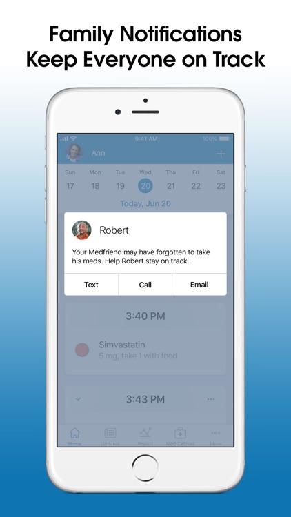 Medisafe - Pill & Med Reminder screenshot-4