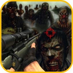Zombie Town - Defense Sniper