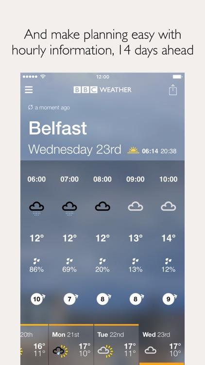 BBC Weather screenshot-4
