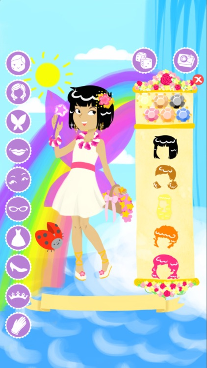 Fairy Fashion Show Dress Up screenshot-4