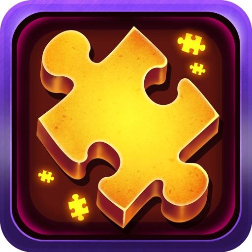 Jigsaw Cross