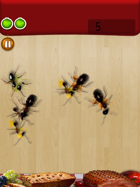 Ant Smasher Christmas by BCFG-ipad-1
