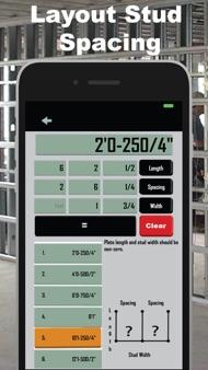 Builder Calc iphone images