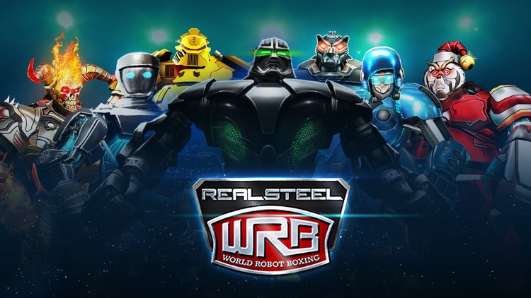 Real Steel World Robot Boxing screenshot-0