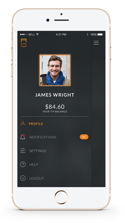 Tipstr - Mobile Tipping